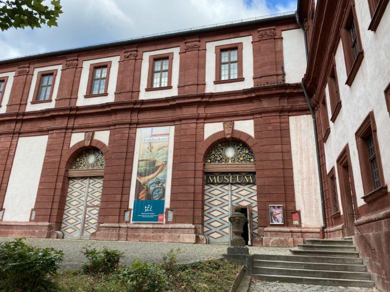 Museum bei der Festung Marienberg