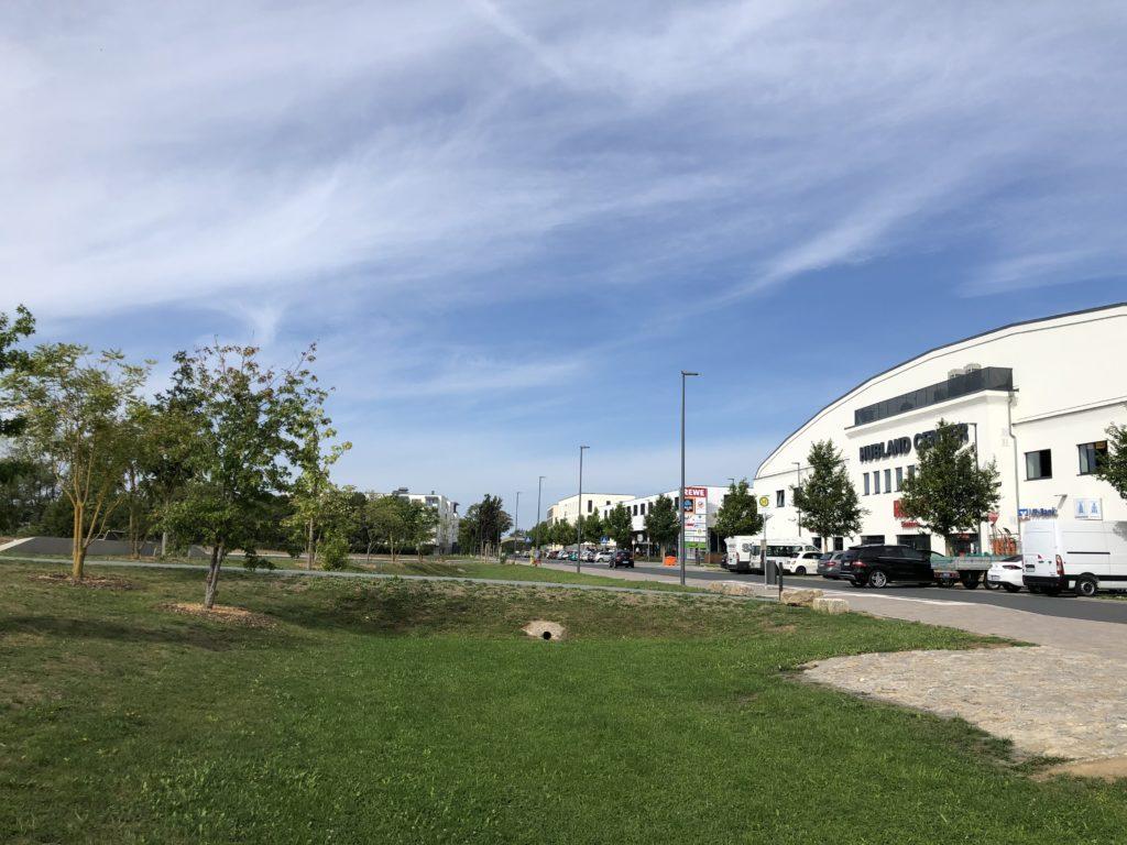 Hubland Center