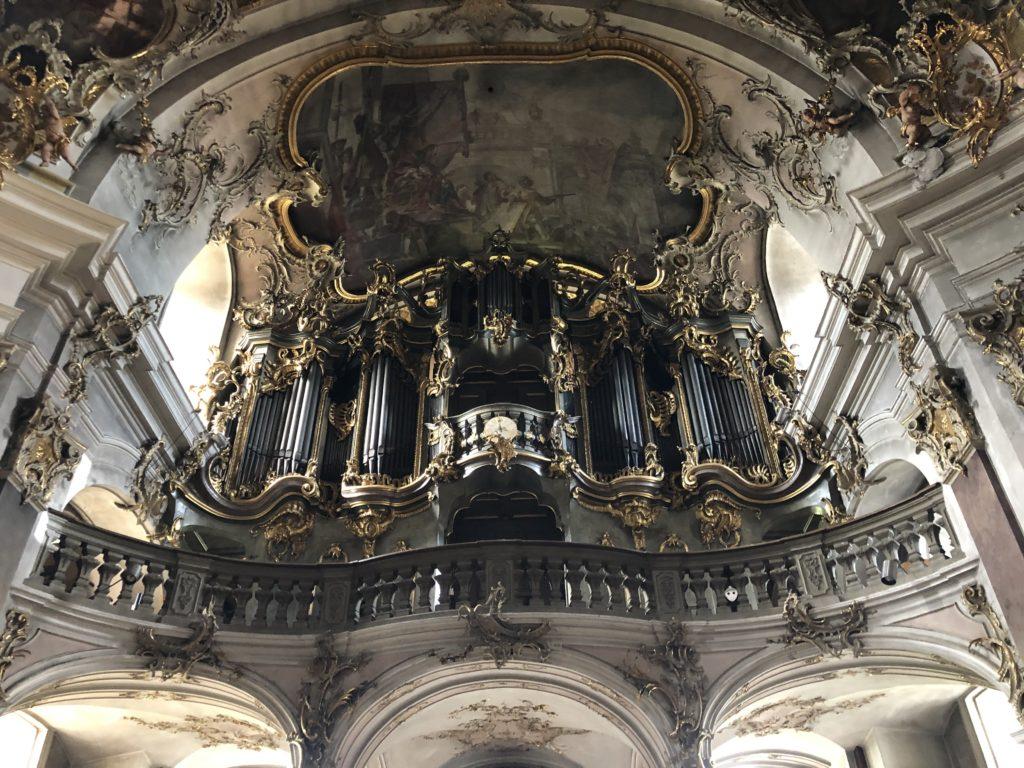 Käppele Orgel