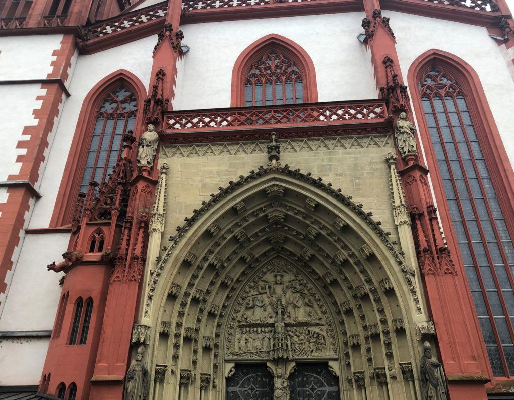Marienkapelle Eingang
