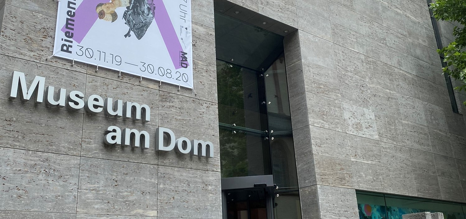 Museum am Dom Banner