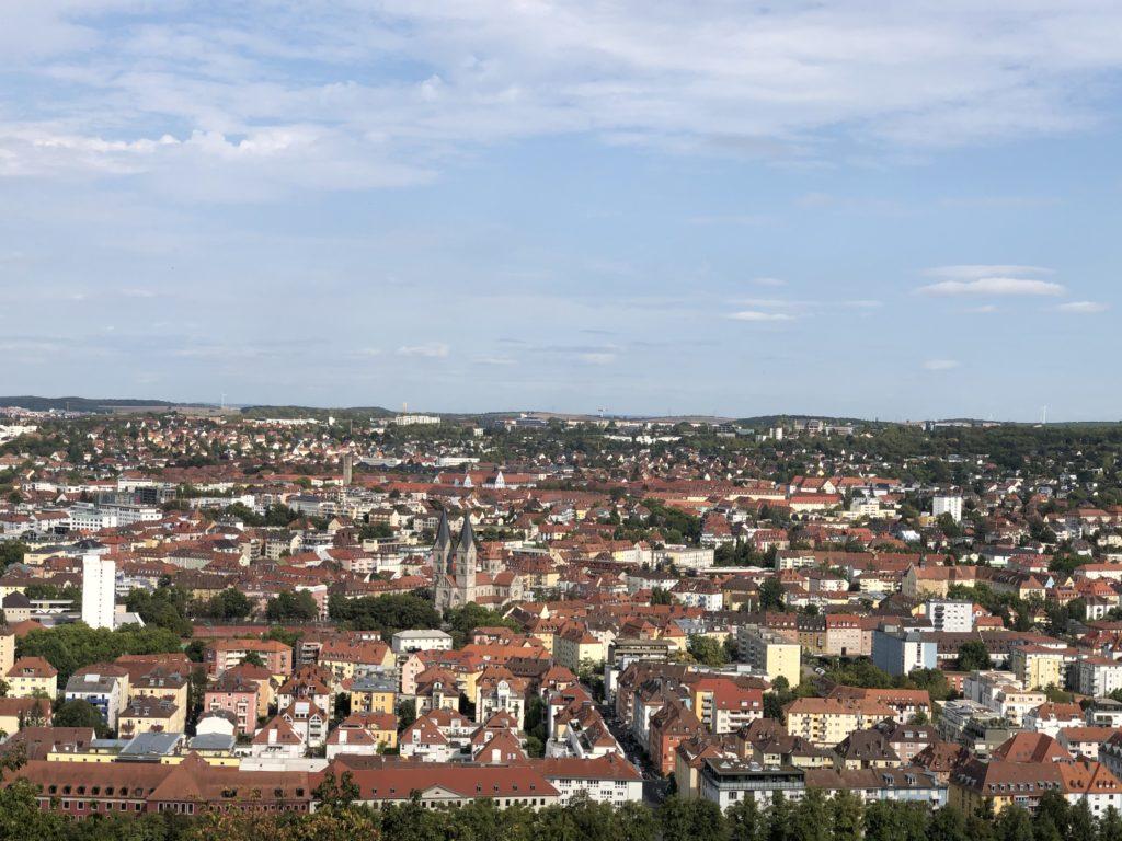 Sanderau Stadtteil