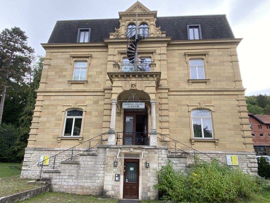 Siebold Museum in der Zellerau