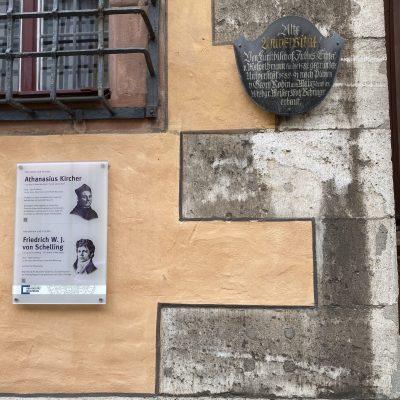 Alte Universität erbau von Julius Echter