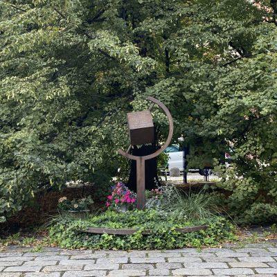 Denkmal Sinti und Roma