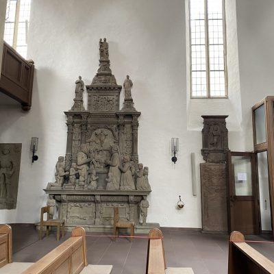 Franziskanerkirche Kunstwerke