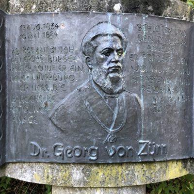 Gedenkstein Zürn