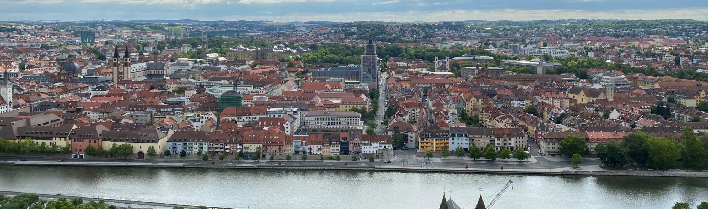 Würzburger Innenstadt