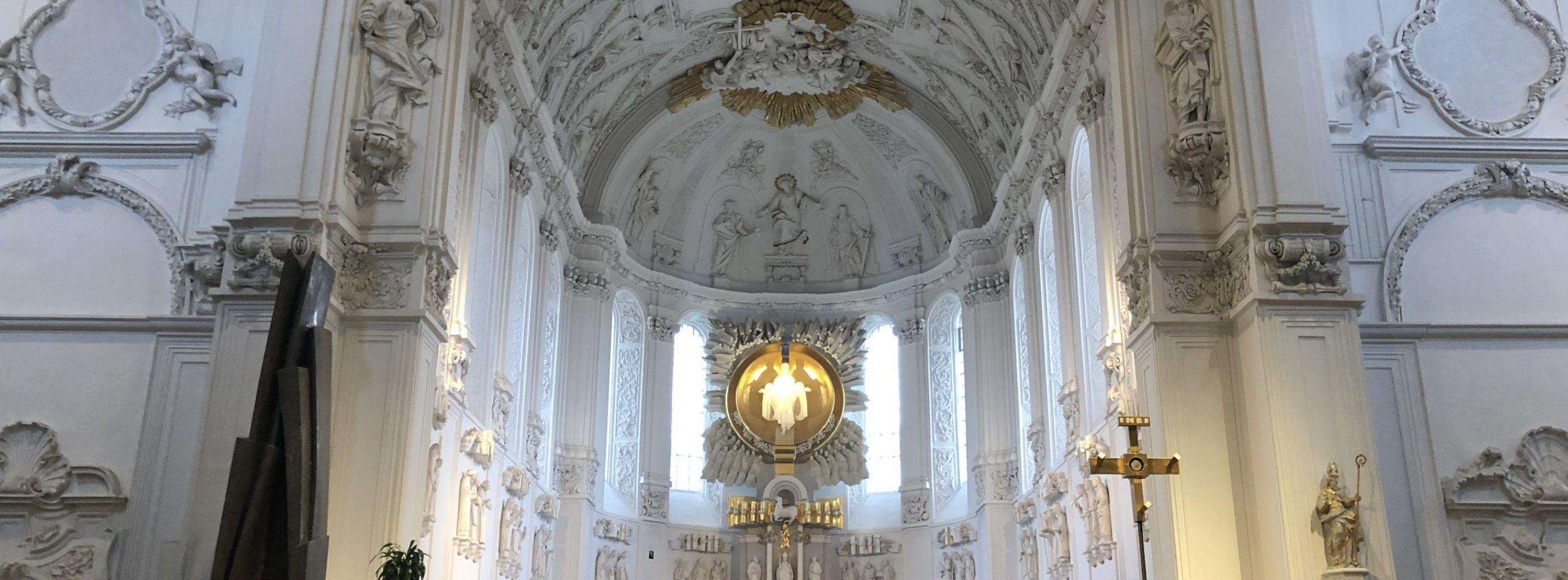 Würzburger Dom Altar