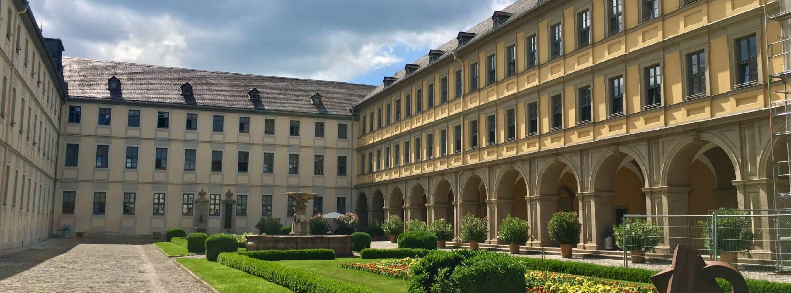 Innenhof des Juliusspitals